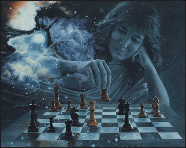 Шахматное поле - навсегда
