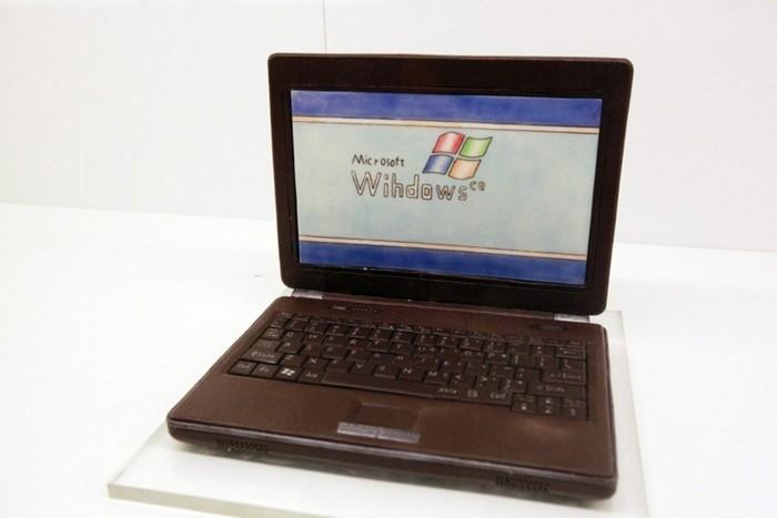 Шоколадная страна: для любителей компьютеров...