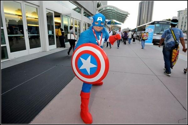 Мир комиксов открывает ворота: Comic-Con-2011