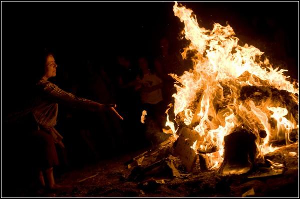 Малага. Ночь Святого Иоанна