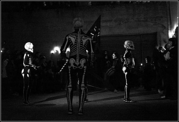 Пляска смерти. Великий Четверг в Вержесе