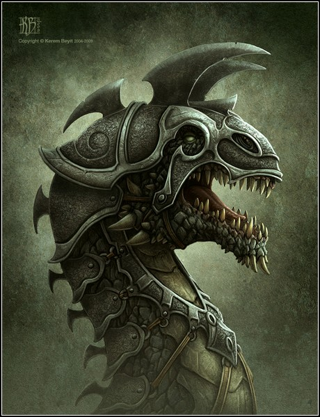 Драконы и доспехи