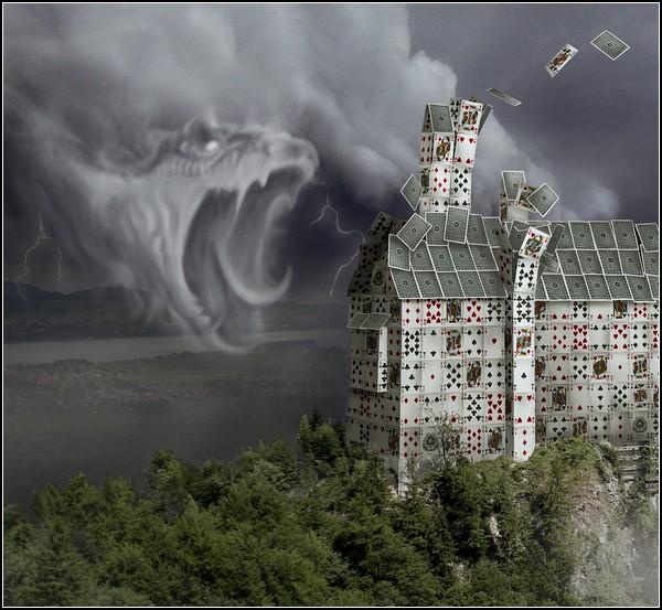 Мир драконов: стихия воздуха
