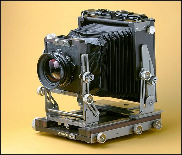 Фотокамера 4*5