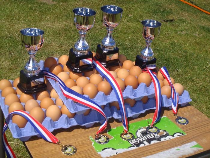 Прикольные конкурсы с яйцом