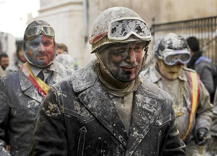 Испанский аналог недовольных шахтеров