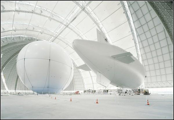 Современный эпос мира: гигантский дирижабль