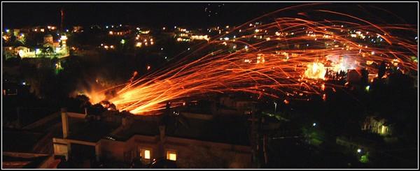 Современный греческий огонь: перестрелка на Хиосе