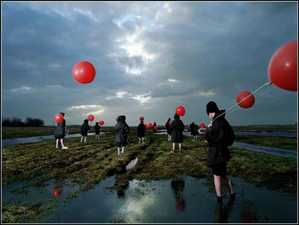 Человек и живая природа на фотопейзажах Эллен Кой