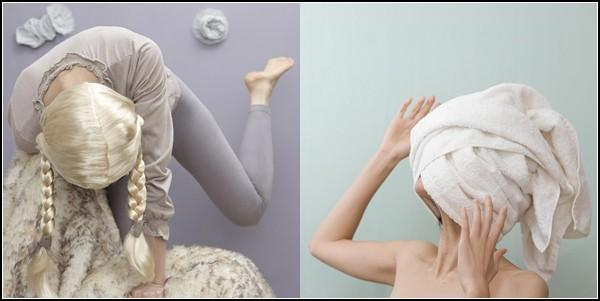 Фото девушек без лица: фотопроект со смыслом