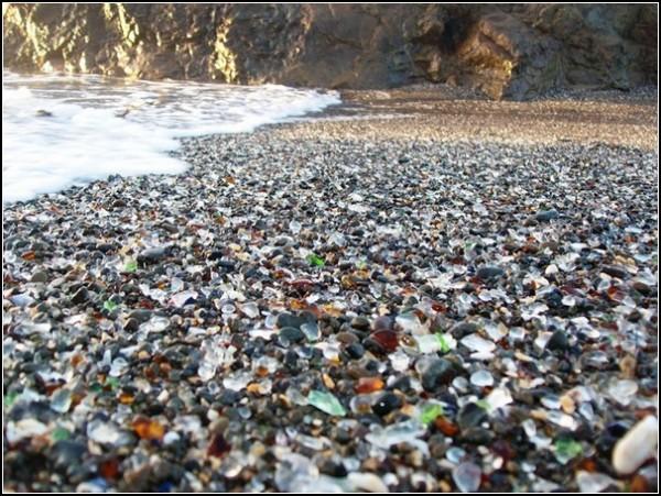 Самый красивый пляж в мире: MacKerricher State Park