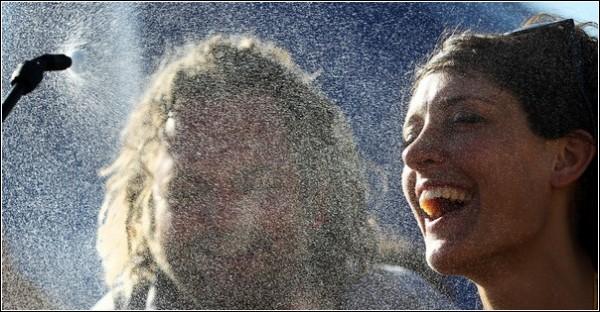 Гластонбери-2011: фотообзор