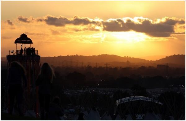 Гластонбери-2011: небо прояснилось