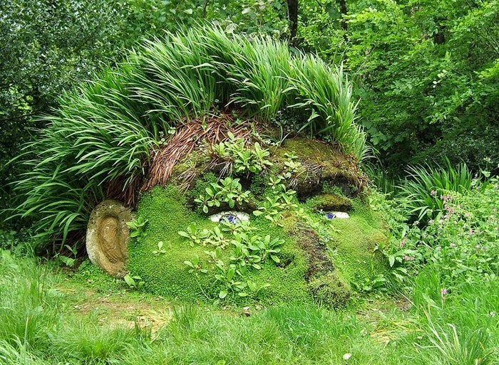 Забытый сад Хелигэн: Голова Гиганта