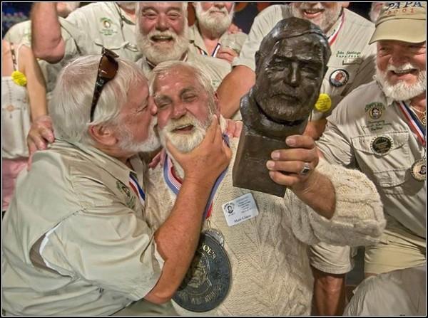 Праздник Хемингуэя: счастливый победитель