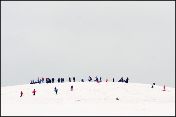 Жизнь на склоне холма. Фотопроект Пола Октавиуса