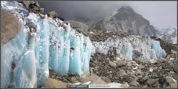 Таинственные Гималаи на горных пейзажах Антона Янкового