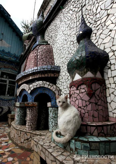 Дворец мечты, построенный вдвоем