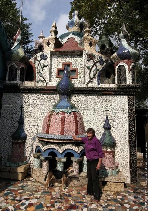 Дворец мечты построен в городе Артеме под Владивостоком