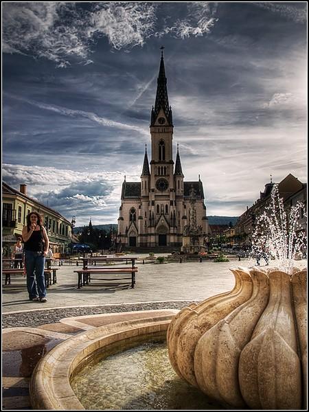 Готические города Венгрии. Фото Жольта Жигмонда