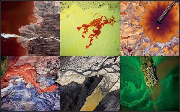 Техногенное загрязнение Земли: *Индустриальные шрамы* Генри Фэйра