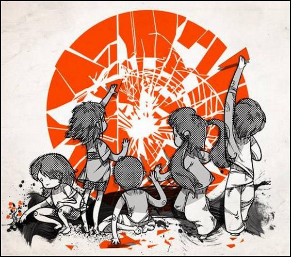 Гуманитарная помощь Японии. Восстановление страны уже начато