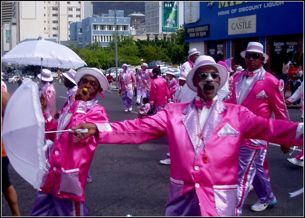 Кейптаунский фестиваль менестрелей
