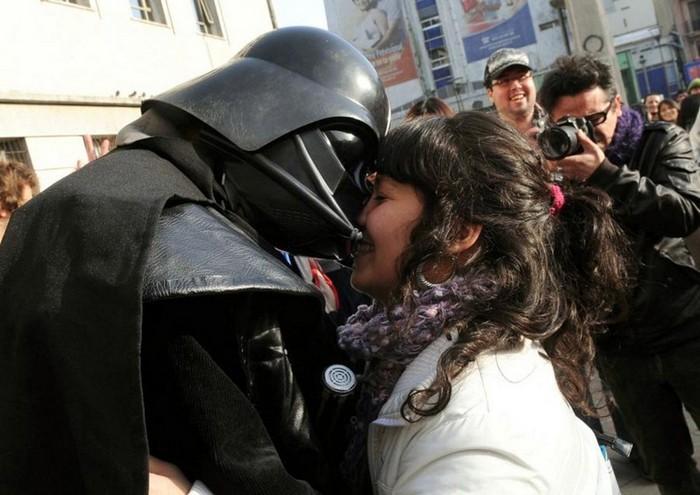 Осенний поцелуй в Чили: студенты борются за знания