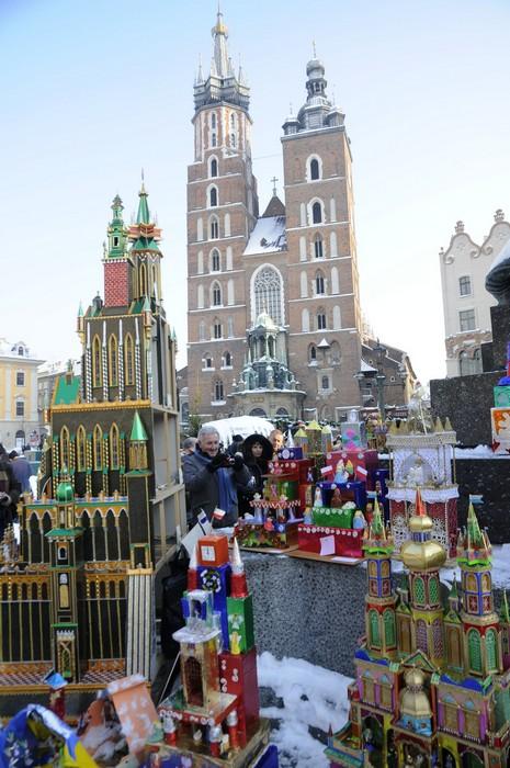 Рождественский конкурс краковских шопок