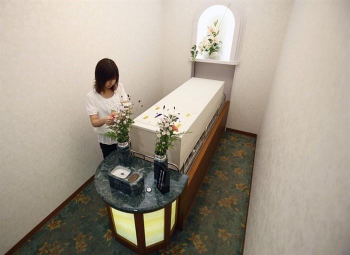 Не последнее пристанище. Отель для мертвецов в Японии