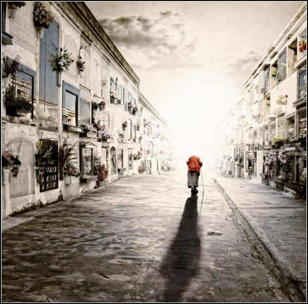 Светлые фотографии городских улиц