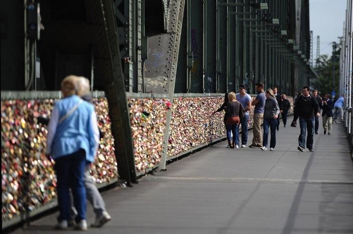 Возможно, самый романтичный мост в мире