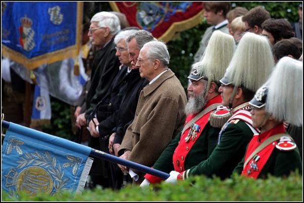 Баварцы чествуют короля Людвига в годовщину его смерти
