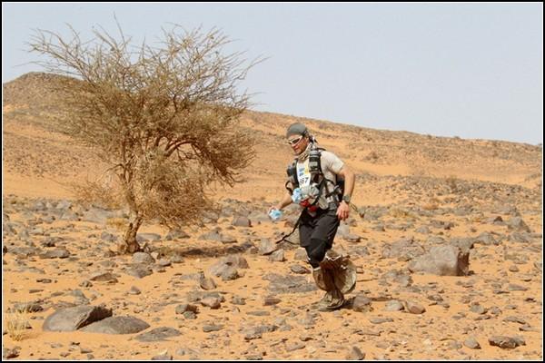Следы на песке: величайший марафон в Сахаре