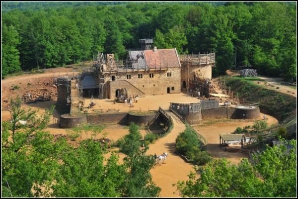 Средневековый замок XXI века