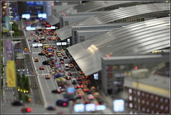 Самый большой аэропорт-миниатюра в мире