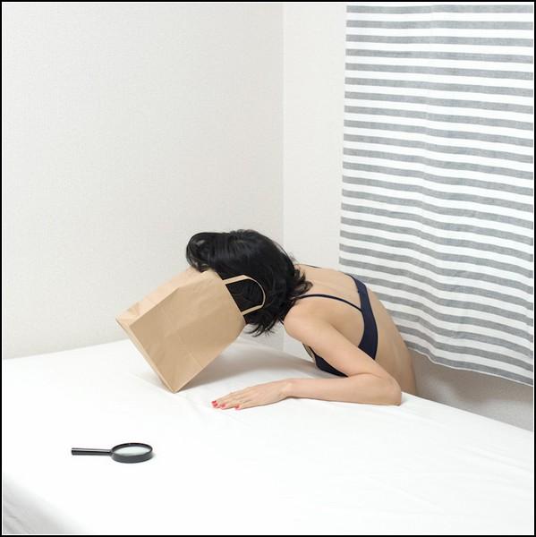 Фото девушек без лица: фотопроект *I am more than my face*