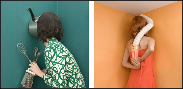 Фото девушек без лица: глубокомысленный фотопроект Мицуко Нагоне