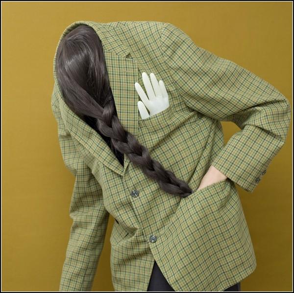 Фото девушек без лица от Мицуко Нагоне