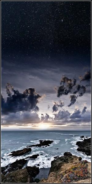 Красота неба и земли. Нереальные фотокартины Натана Споттса
