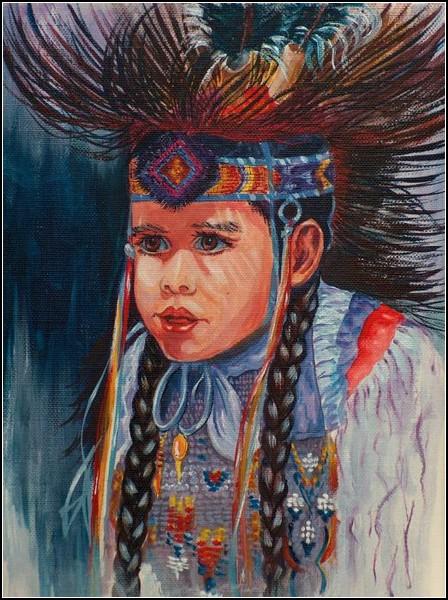 Искусство америки - культура индейцев