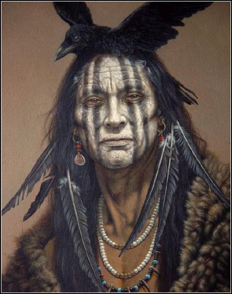 Индейская Америка в картинках: магия и тотемизм