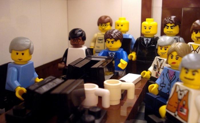 LEGO-человечки убили Бен Ладена