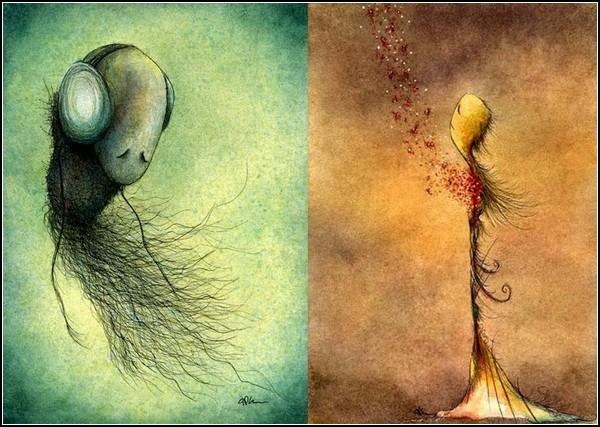 Забытый мир: картины Дженни-Линн Паске