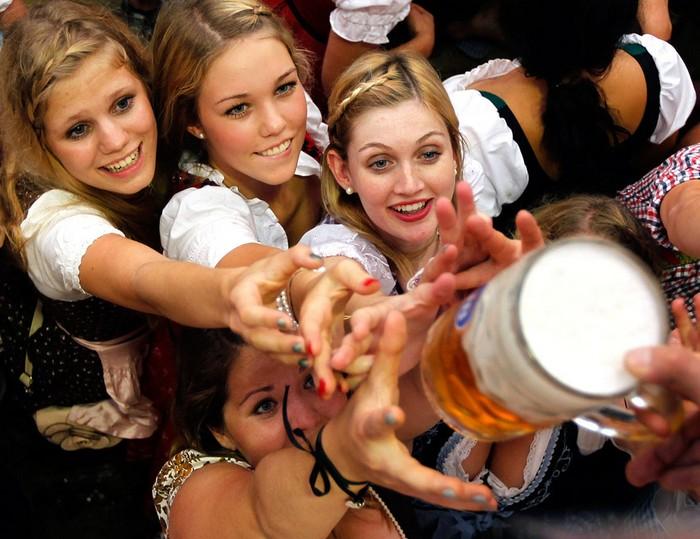 Пивной фестиваль Октоберфест-2011: для людей, которые любят пиво