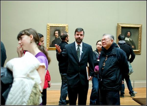 Да здравствует король Филипп! Розыгрыш в музее