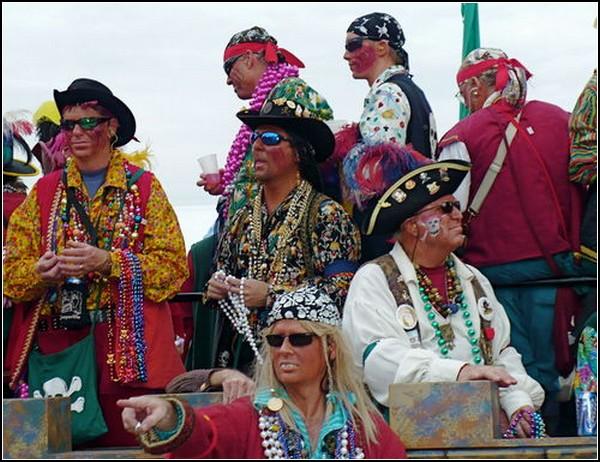 Пираты 21 века из Тампы