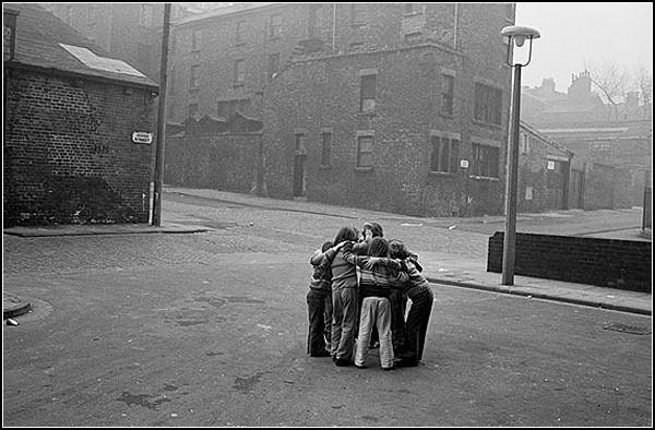 Черно-белые фото Ливерпуля: ностальгическая экспозиция Пола Тревора