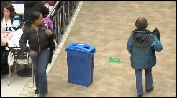 Правила чистоты: экологический флешмоб