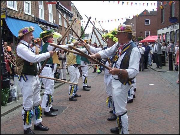 Рочестерский фестиваль трубочистов